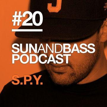 2014-01-05 - S.P.Y. - SUNANDBASS Podcast 20.jpg