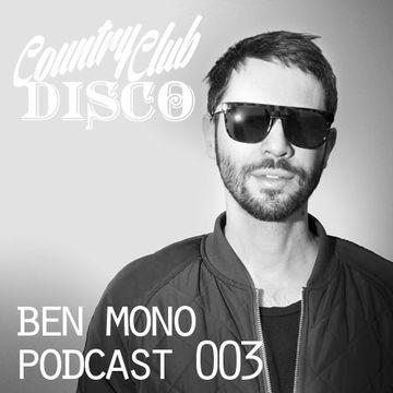 2014-07-28 - Golf Clap, Ben Mono - Country Club Disco Podcast 3.jpg