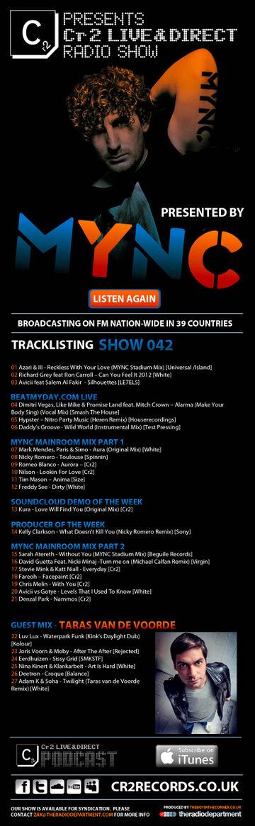 2012-01-06 - MYNC, Taras Van De Vooorde - Cr2 Records 042 -2.jpg