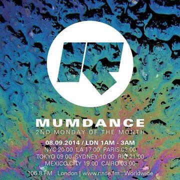 2014-09-08 - Mumdance - Rinse FM.jpg