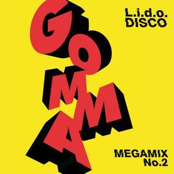 2009-03-03 - Manuel Kim - Gomma L.i.d.o. Disco Megamix No. 2.jpg