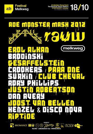 2012-10-18 - ADE Monster Mash, Melkweg, ADE.jpg