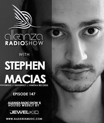 2014-10-17 - Stephen Macias - Alleanza Radio Show 147.jpg
