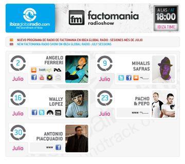 2011-07 - Factomania Radioshow, Ibiza Global Radio.jpg