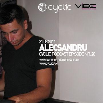2011-08-31 - Alecsandru - Cyclic Podcast 20.jpg