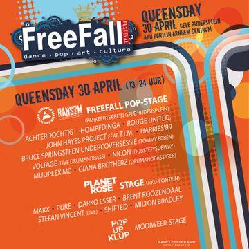 2013-04-30 - Freefall Festival, Queensday, Gele Rijdersplein.jpg