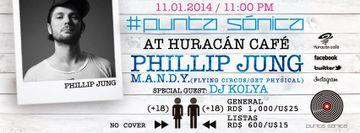 2014-01-11 - Punta Sonica, Huracan Cafe.jpg