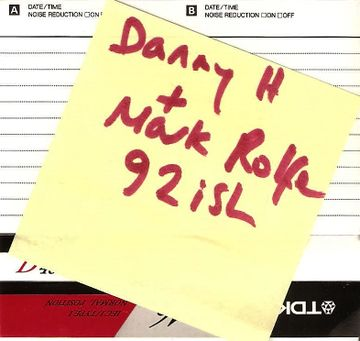 1992-06-07 - Danny Howells & Mark Rolfe - Danny's Flat Vol 2 Sod The Rare Groove Just Get Your Old Records Out.jpg