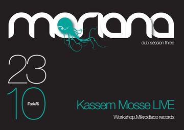 2009-10-23 - Mariana Dub Session, Module, Tokyo -1.jpg