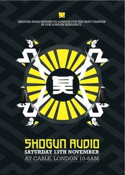 2010-11-13 - Shogun Audio, Cable, London-1.jpg