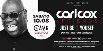 2013-08-10 - Carl Cox & Friends, Cave Gallipoli.png