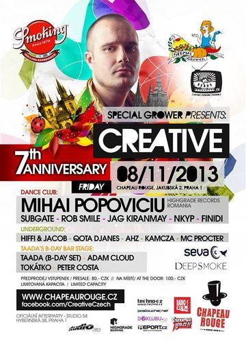 2013-11-08 - 7 Years Creative, Chapeau Rouge.jpg