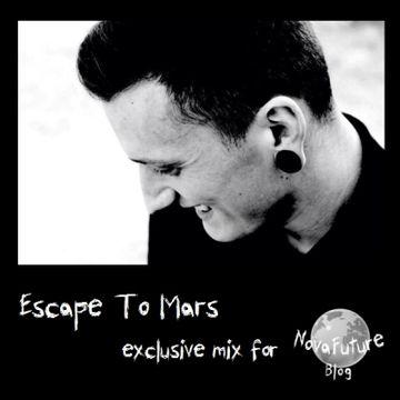 2014-10-01 - Escape To Mars - NovaFuture Blog Mix.jpg