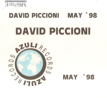 David Piccioni - Azuli Records May 98.jpg