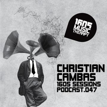 2012-03-01 - Christian Cambas - 1605 Podcast 047.jpg