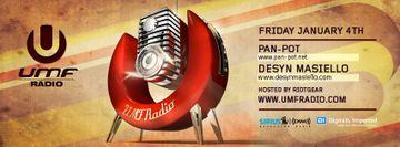 2013-01-04 - Pan-Pot, Desyn Masiello - UMF Radio. -1.jpg