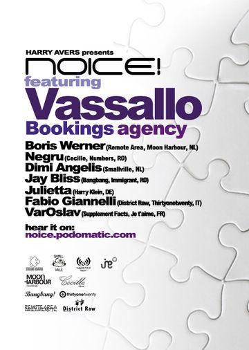 2009-08-02 - Noice! Podcast - Vassallo series.jpg
