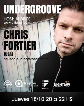 2012-10-11 - Chris Fortier - Undergroove, Sonic FM.jpg