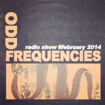 2014-02-04 - Clement Meyer, D.K. - Odd Frequencies Radio Show.jpg