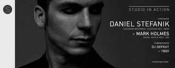 2014-11-15 - Daniel Stefanik @ Studio In Action, Studio.png