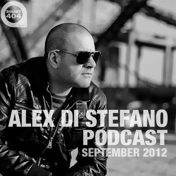 2012-09-02 - Alex Di Stefano - September Podcast.jpg