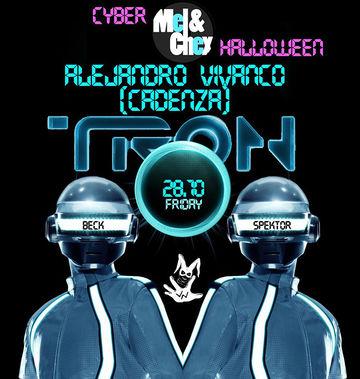 2011-10-28 - Halloween Cyber Tron, Vanilla Ninja.jpg