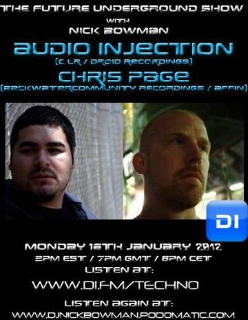 2012-01-16 - Chris Page, Audio Injection - The Future Underground Show.jpg