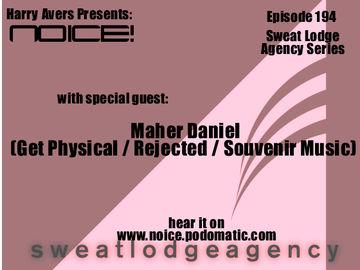 2010-12-27 - Maher Daniel - Noice! Podcast 194.jpg