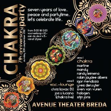 2012-09-30 - 7 Years Chakra Party, Theaterdinersalon de Avenue.jpg