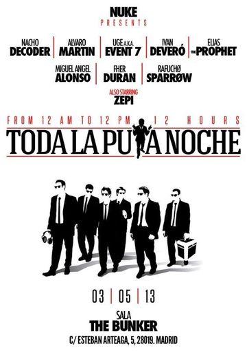 2013-05-03 - Toda La Puta Noche, The Bunker.jpg