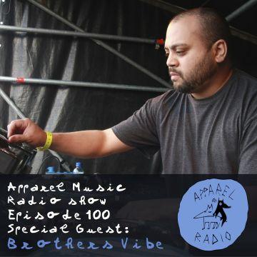 2013-10-01 - Brothers' Vibe - Apparel Music Radio Show 100.jpg