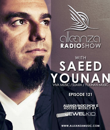 2014-04-18 - Saeed Younan - Alleanza Radio Show 121.jpg