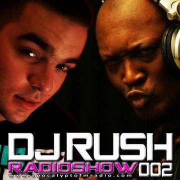 2014-03-20 - Jason Fernandes, DJ Rush - Hours RadioShow 002, Apokalypto FM Radio.jpg