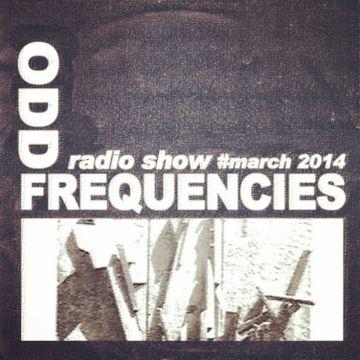 2014-03-10 - Clement Meyer - Odd Frequencies Radio Show.jpg