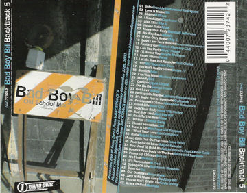 2003 - Bad Boy Bill - Backtrack 5 -2.jpg