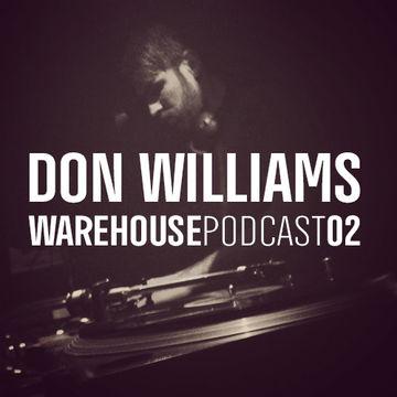2014-03-12 - Don Williams - Warehouse Podcast 02.jpg