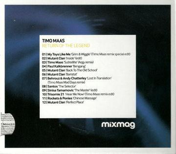 2009-02 - Timo Maas - Return Of The Legend (Mixmag) -3.jpg
