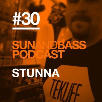 2014-10-31 - Stunna - SUNANDBASS Podcast 30.jpg