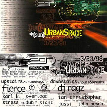 1998-03-23 - Urban Space, The Crow Bar.jpg