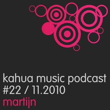 2010-11-14 - Strakes, Martijn - Kahua Podcast 22.jpg