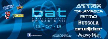 2013-07-13 - BAT VII, Estadio Malvinas Argentinas.jpg