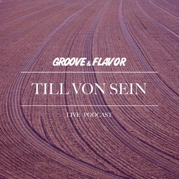 2014-04-17 - Till von Sein - Groove & Flavor Live Podcast.jpg