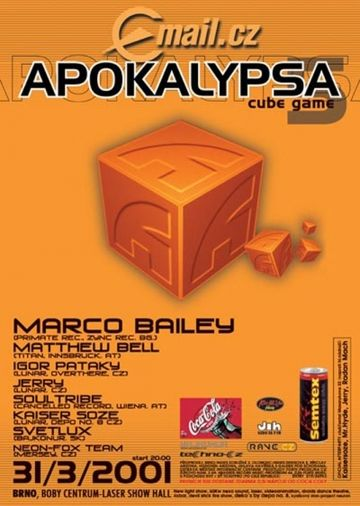 2001-03-31 - Apokalypsa - Cube Game, Bobycentrum.jpg