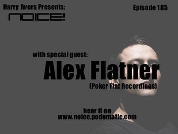 2010-11-26 - Alex Flatner - Noice! Podcast 185.jpg
