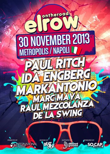 2013-11-30 - El Row On The Road, Metropolis, Napoli.jpg