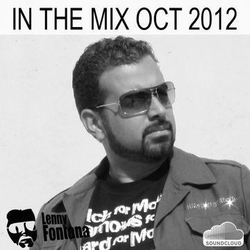 2012-10-20 - Lenny Fontana - October Promo Mix.jpg