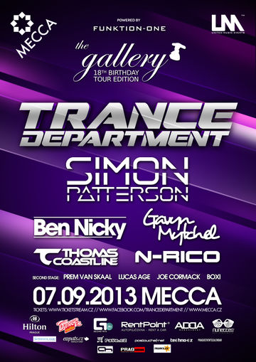2013-09-07 - Trance Department - 18 Years The Gallery Tour Edition, Mecca.jpg