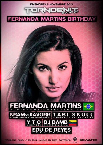 2013-11-08 - Fernanda Martins Birthday, Torn de Nit -2.jpg