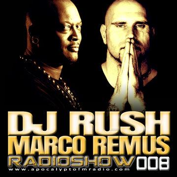 2014-09-18 - Marco Remus, DJ Rush - Hours RadioShow 008, Apokalypto FM Radio.jpg