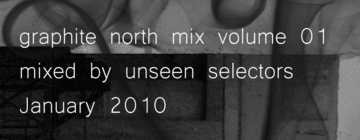 2010-01-19 - Graphite North Mix Volume 1.png